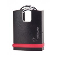 MUL-T-LOCK MT5+ #10 NE-Series Padlock with High Guard